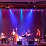 Kent Wennmans rockabilly kvartett och Linda Gail Lewis